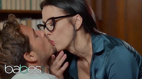 Step Mom Lessons – (Reagan Foxx, Tyler Nixon, Mackenzie Moss) – Whispers In The Library – BABES